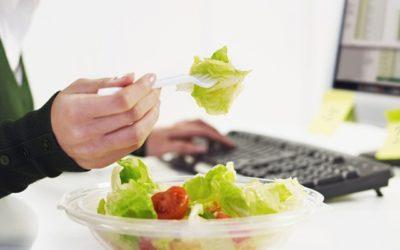 Racjonalne żywienie w pracy